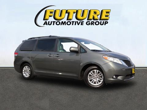 2011 Toyota Sienna for sale in Roseville, CA