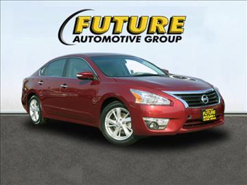 2014 Nissan Altima for sale in Roseville, CA