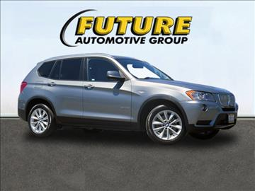 2013 BMW X3 for sale in Roseville, CA