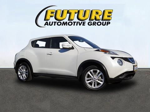 2016 Nissan JUKE for sale in Roseville, CA