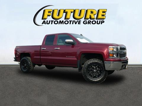 2015 Chevrolet Silverado 1500 for sale in Roseville, CA
