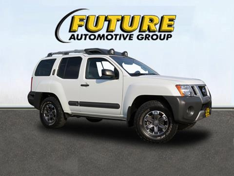 2015 Nissan Xterra for sale in Roseville, CA