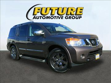 2014 Nissan Armada for sale in Roseville, CA