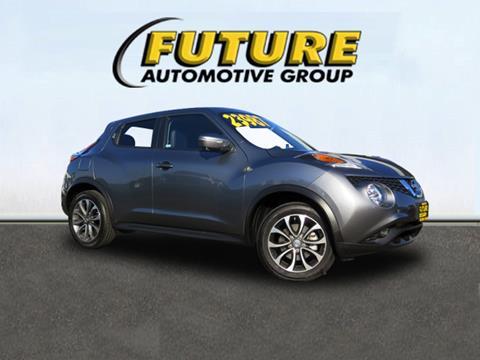 2017 Nissan JUKE for sale in Roseville, CA