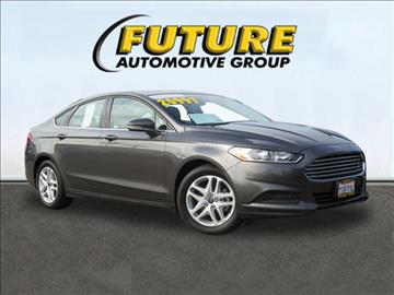 2016 Ford Fusion for sale in Roseville, CA