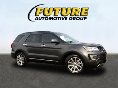 2016 Ford Explorer for sale in Roseville, CA