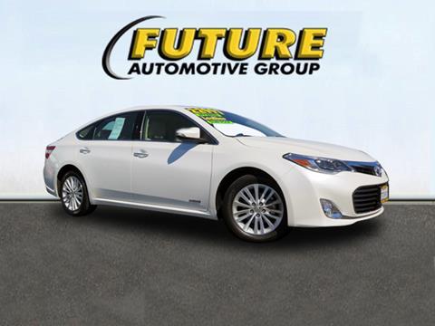 2013 Toyota Avalon Hybrid for sale in Roseville, CA