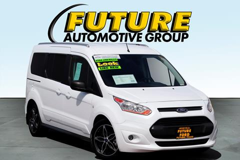 a292bed8b4 Used Ford Transit Connect Wagon For Sale in California - Carsforsale ...