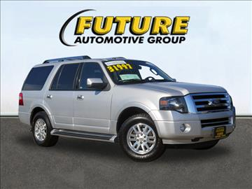 2014 Ford Expedition for sale in Roseville, CA