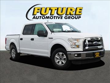 2016 Ford F-150 for sale in Roseville, CA