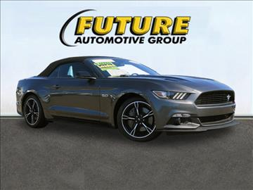 2016 Ford Mustang for sale in Roseville, CA