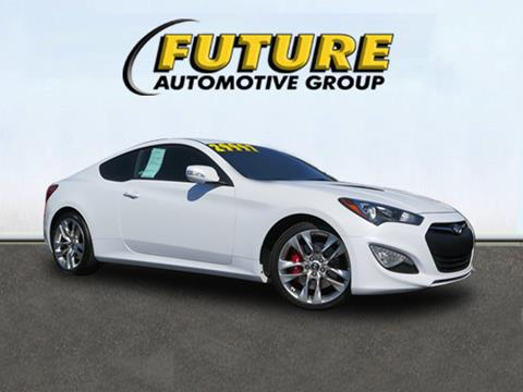 2016 Hyundai Genesis Coupe for sale in Roseville, CA