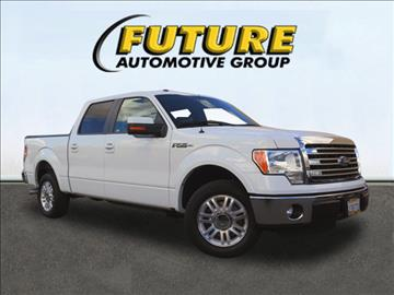 2014 Ford F-150 for sale in Roseville, CA
