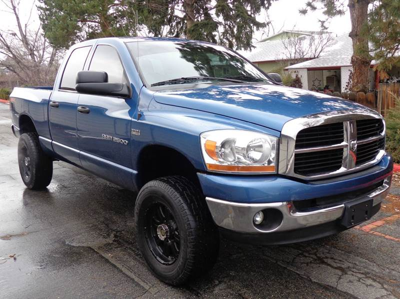 2006 dodge ram pickup 2500 slt 4dr quad cab 4wd sb in boise id western auto sales. Black Bedroom Furniture Sets. Home Design Ideas