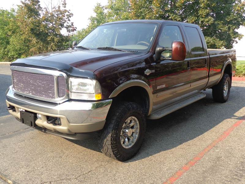 2004 Ford F-350 Super Duty Lariat 4dr Crew Cab 4WD LB King Ranch In Boise ID - Western Auto Sales