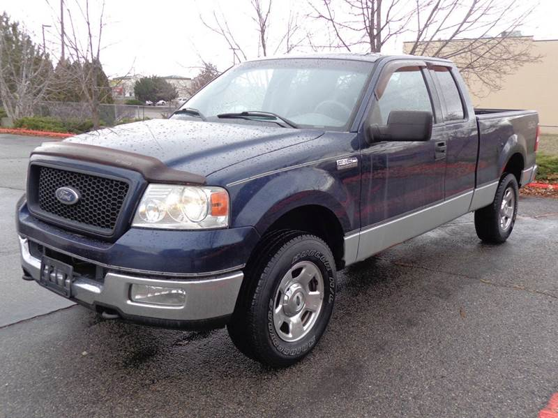 2004 ford f 150 xlt 4dr supercab 4wd styleside 6 5 ft sb in boise id western auto sales. Black Bedroom Furniture Sets. Home Design Ideas