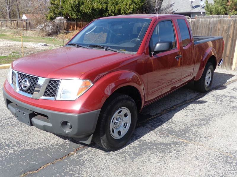 2007 nissan frontier xe 4dr king cab 6 1 ft sb 2 5l i4 5a in boise id western auto sales. Black Bedroom Furniture Sets. Home Design Ideas