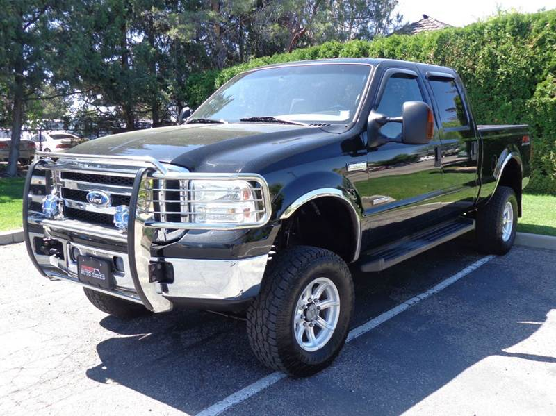 2006 ford f 350 super duty lariat 4dr crew cab 4wd sb in boise id western auto sales. Black Bedroom Furniture Sets. Home Design Ideas