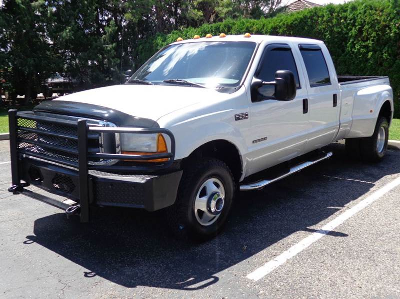 2001 ford f 350 super duty xlt 4dr crew cab 4wd lb drw in boise id western auto sales. Black Bedroom Furniture Sets. Home Design Ideas