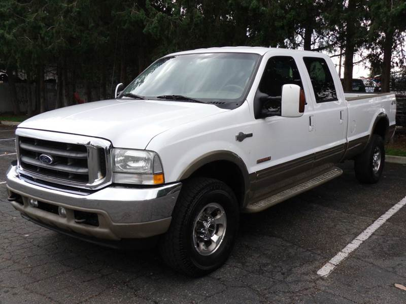 2003 ford f 350 super duty lariat 4dr crew cab 4wd lb in. Black Bedroom Furniture Sets. Home Design Ideas