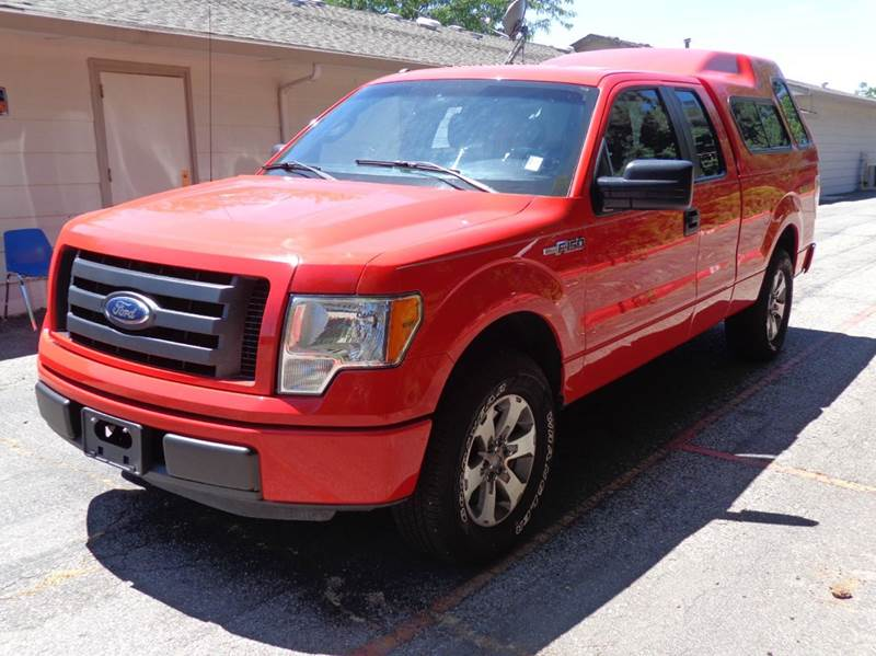 2011 ford f 150 stx 4x2 4dr supercab styleside 6 5 ft sb in boise id western auto sales. Black Bedroom Furniture Sets. Home Design Ideas