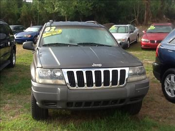 2002 Jeep Grand Cherokee for sale in Melbourne, FL