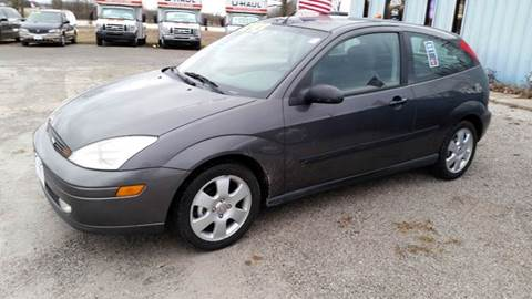 2002 Ford Focus for sale in Galloway, OH