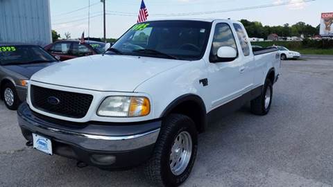 2002 ford f 150 for sale in galloway oh - White 2005 Ford F150 Lifted