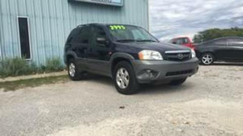 2002 Mazda Tribute for sale in Galloway, OH