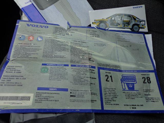2000 Volvo S40 4dr Turbo Sedan - Springfield MA