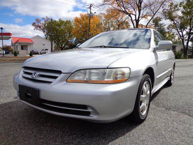 2002 Honda Accord for sale in Springfield MA