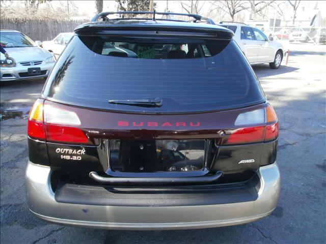 2003 Subaru Outback AWD L.L. Bean Edition 4dr Wagon - Springfield MA