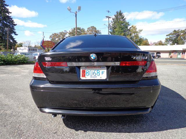 2002 BMW 7 Series 745i 4dr Sedan - Springfield MA