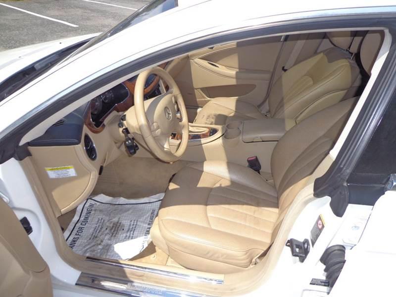 2006 Mercedes-Benz CLS CLS 500 4dr Sedan - Springfield MA