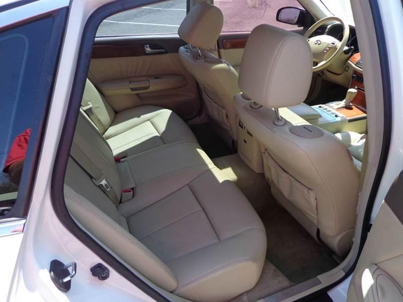 2007 Infiniti M35 AWD x 4dr Sedan - Springfield MA