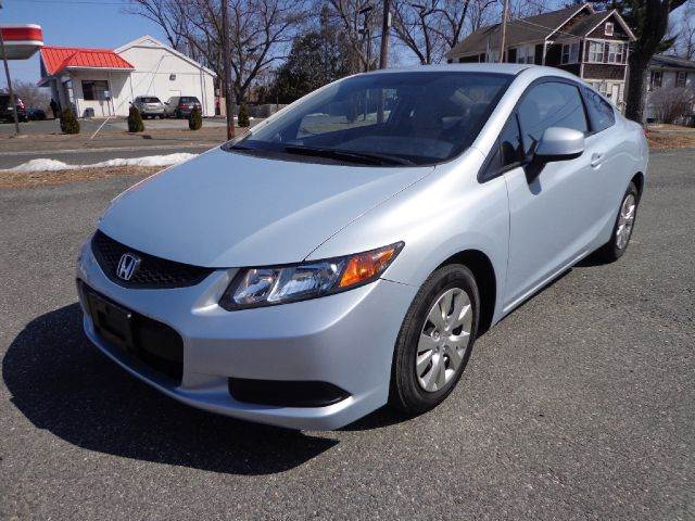2012 Honda Civic for sale in Springfield MA