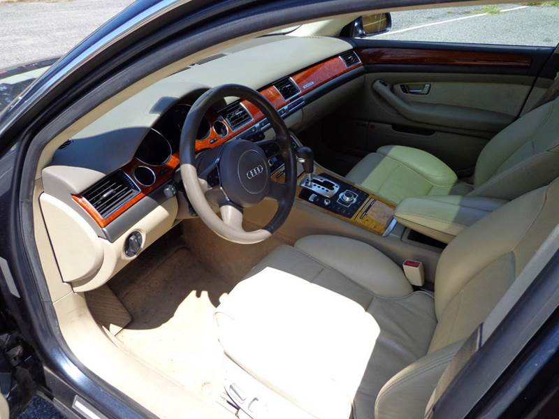 2004 Audi A8 AWD L quattro 4dr Sedan - Springfield MA