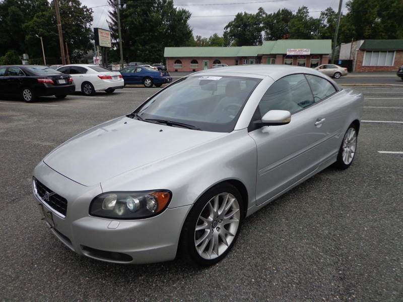 2007 Volvo C70 T5 2dr Convertible - Springfield MA
