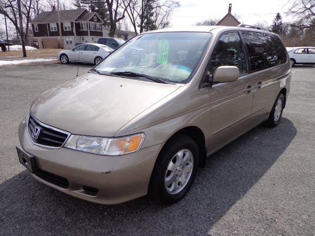 2003 Honda Odyssey for sale in Springfield MA
