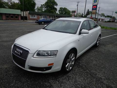 2007 Audi A6 for sale in Springfield, MA