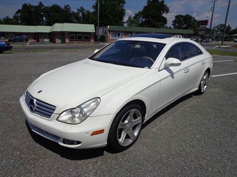 2006 Mercedes-Benz CLS for sale in Springfield, MA