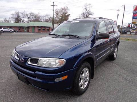 2002 Oldsmobile Bravada for sale in Springfield, MA