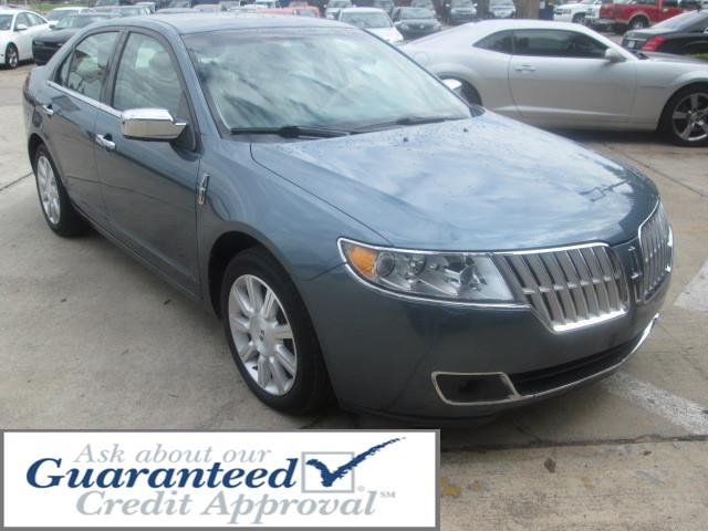 2011 Lincoln MKZ for sale in HOUSTON TX