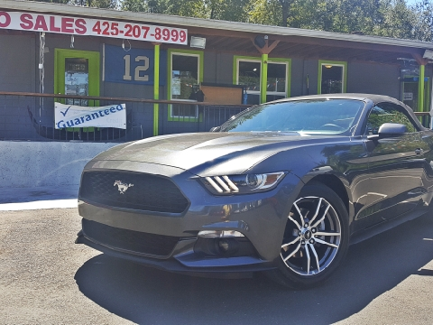 2016 Ford Mustang for sale in Renton, WA