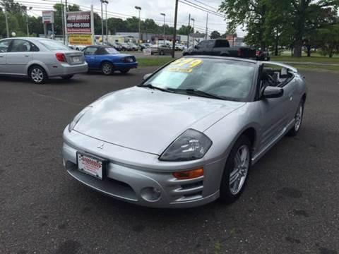 2003 Mitsubishi Eclipse Spyder for sale in Vineland, NJ