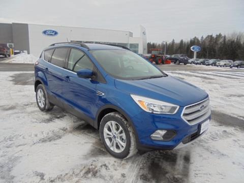 2018 Ford Escape for sale in Ashland, WI