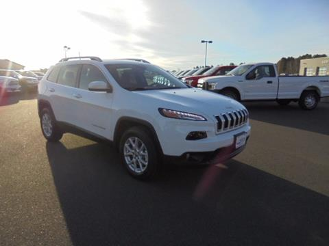 2018 Jeep Cherokee for sale in Ashland, WI