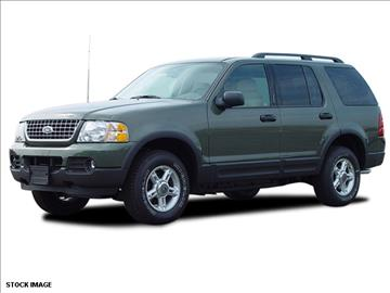 2004 Ford Explorer for sale in Ashland, WI