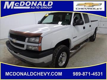 2005 Chevrolet Silverado 1500HD for sale in Millington, MI