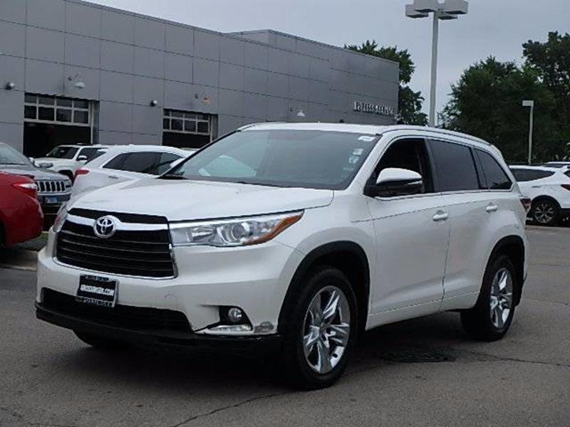 2014 Toyota Highlander For Sale Carsforsale Com